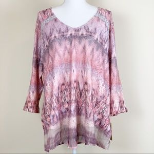 Energe' New With Tags Blouse (NWT)